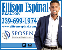 Ellison Yard Sign